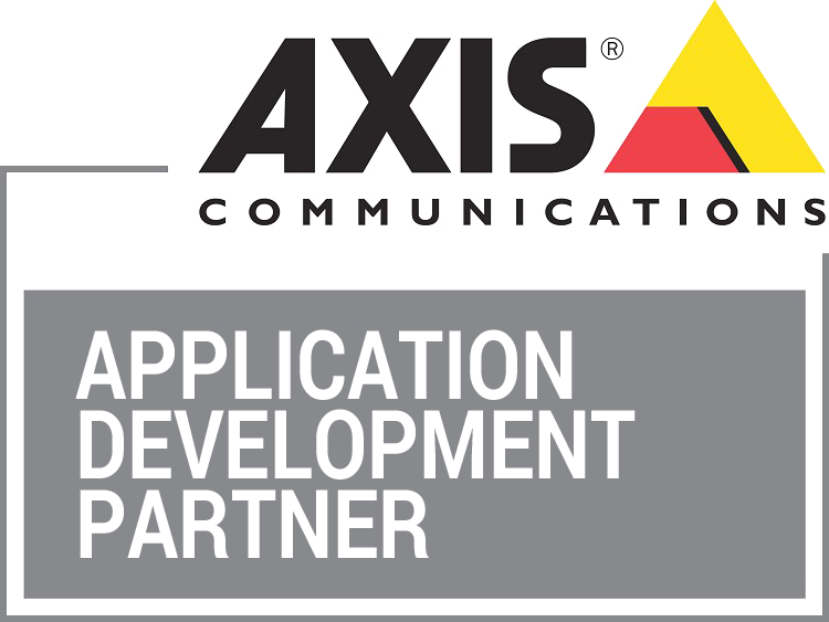 WebcamCenter, Axis Solution Gold Partner